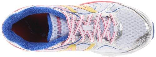 888098227086 - New Balance Women's W1080 Running Shoe,White/Pink,8 D US carousel main 6