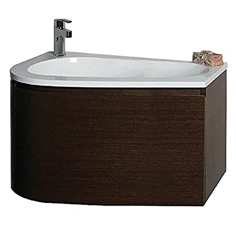 Phoenix Flow 80 Unit & Basin - Wenge FU163
