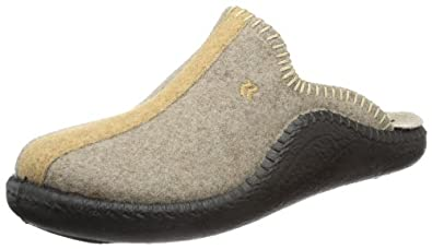 Romika Mokasso 62, Unisex-Kinder Pantoffeln, Beige (beige-sand 247), 27 EU (9.5 Kinder UK)