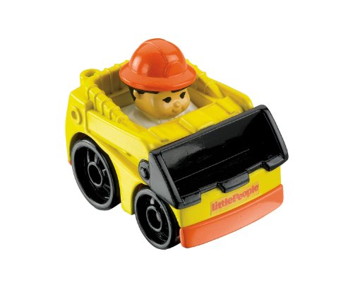 Fisher Price Litle People Kipperfahrer Wheelies T5631