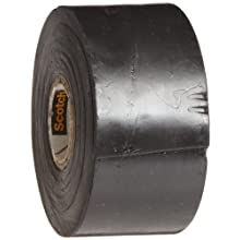 "3M Linerless Electrical Rubber Tape 2242, 1-1/2"" Width, 15 Foot Length (Pack of 1)"