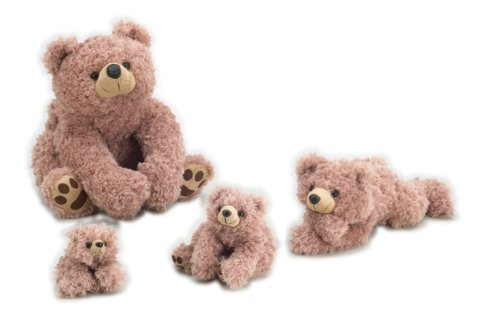 Baby Toffee Teddy Bear - 12