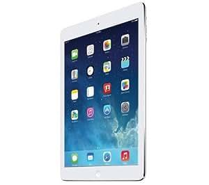 "Apple iPad Air tactile 9,7"" (24,64 cm) Apple A7 1,4 GHz 32 Go Wi-Fi Argent"