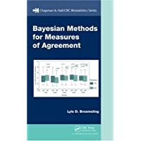 Bayesian Methods for Measures of Agreement (Chapman and Hall/CRC Biostatistics Series)