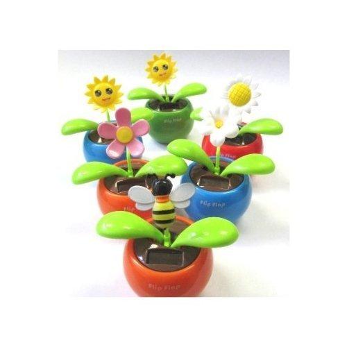 Swing Sun Flower Car Interior Decor - 1