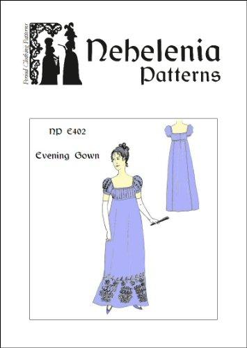 Regency Evening Gown Pattern
