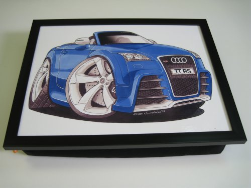 Koolart Audi TT Car Cushion Lap