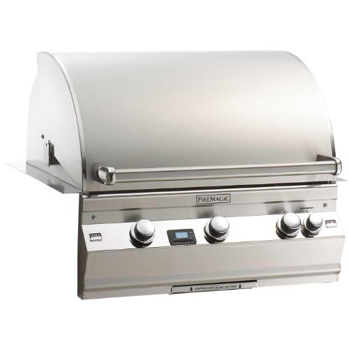 Aurora A660I1L1P Built In Lp Grill With Left Side Infrared Burner