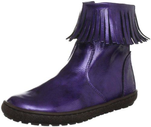 Bo-bell Florin Patent Violet Classic Boot 22194 4.5 UK Toddler, 21 EU