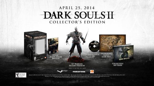 Dark Souls II: Collector's Edition – Windows (select)