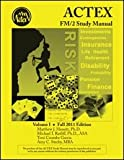 Title: Fm/2 Study Manual Volume 1