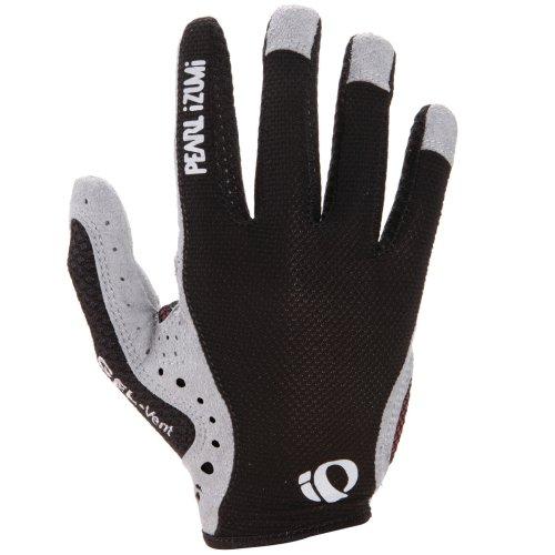 Pearl iZUMi Elite Gel Vent Ff Glove,Black,X-Small