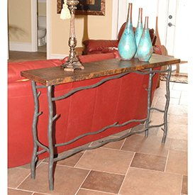 South Fork Extra Long Console Table