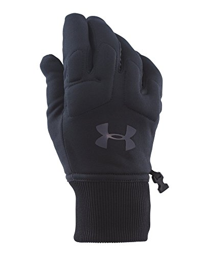 Under Armour Men's ColdGear Infrared Armour Fleece Gloves, Black (001), Medium (Infrared Glove Liners compare prices)