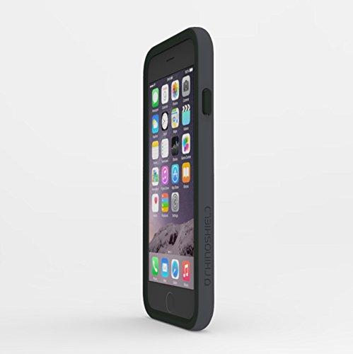 ライノシールド クラッシュガード (Crash Guard) 衝撃吸収 保護ケース iPhone5/5s 用 (ダークグレー/ブラック) 79996