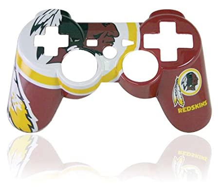 PS3 Official NFL Washington Redskins Controller Faceplate