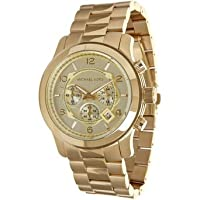 Michael Kors Mens Runway Chronograph Watch MK8077 by Imported