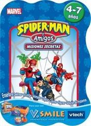 V Smile Game in Spanish - Spider Man - Spiderman y Amigos: Misiones Secretas