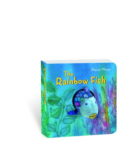 Rainbow Fish Finger Puppet Book (Rainbow Fish (North-South Books)) (Rainbow Fish Book compare prices)
