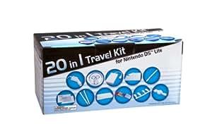Nintendo DS Lite 20-in-1 Travel Kit