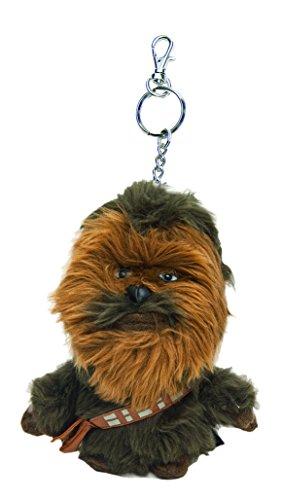 741,155 Star Wars - Chewbacca felpa Clave, 12 cm