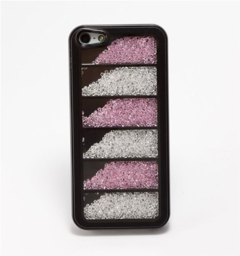 Special Sale Matek(TM) Deluxe Rainbow Water Cube Swarovski Element Crystal Cover Case for iPhone 5