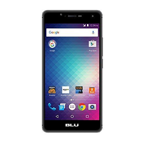 BLU R1 HD - 16 GB - Black - Prime Exclusive - with Lockscreen Offers & Ads [並行輸入品]