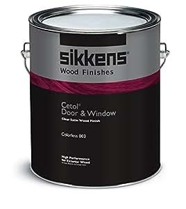 Sikkens Cetol Door Window Satin 003 Quart House Paint