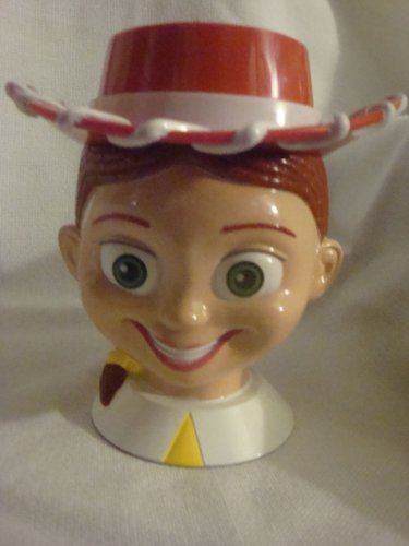 Toy Story Jessie Cowgirl Collectible Cup Disney on Ice Collectible Cup Toy Story Collectible (Cowgirl Jessie)