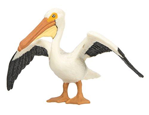 Safari Ltd Wings of the World White Pelican