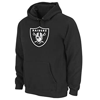 NFL Oakland Raiders Classic Heavyweight IV Pullover Hoodie