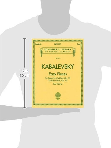 Easy Pieces (Schirmer's Library of Musical Classics)