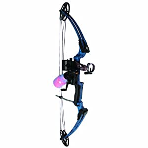 AMS Fire Eagle Bow Combo Package by AMS