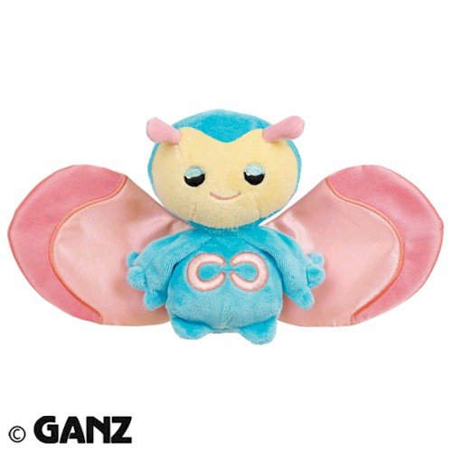 Webkinz Zumbuddy - Zeta the Blue Lazy Zum - First Edition - 1