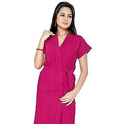 Superior Womens Cotton Bathrobe (Rani)