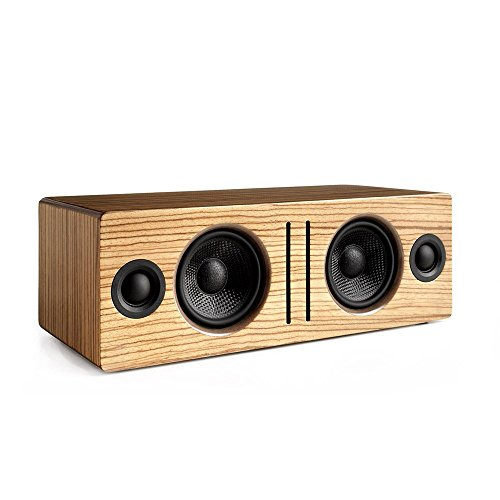 audioengine-b2-zebrawood-single-bluetooth-speaker