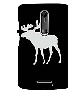 Motorola Moto X (3rd GEN) MULTICOLOR PRINTED BACK COVER FROM GADGET LOOKS
