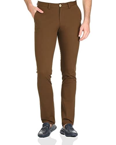 GALVANNI Pantalone Nair Marrone W40