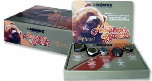 Konus Hunter Watch Set 4998