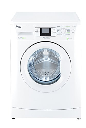 Beko WMB 71643 PTE Frontlader Waschmaschine / A+++ A / 0.749 kWh / 1600 UpM / 7 kg / 41 L / Pet Hair Removal / Watersafe / weiß