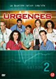 Image de Urgences, saison 2 - Coffret 4 DVD [Import belge]