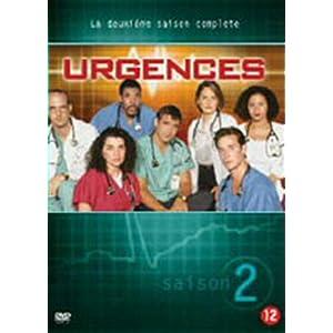 Urgences, saison 2 - Coffret 4 DVD [Import belge]