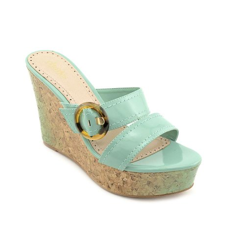 Charles By Charles David Women'S Snappy Wedge,Jade,10 M Us front-757552