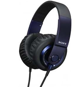 Sony MDR-XB500 Extra Bass Headphones - Blue