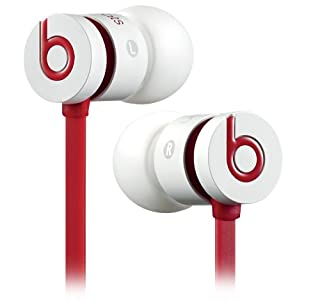 urBeats In-Ear Headphones (White) (NEW)