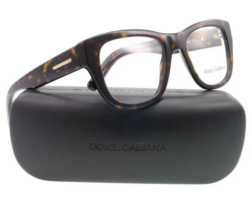 Dolce & Gabbana DG 3124 Eyeglasses Black 48mm