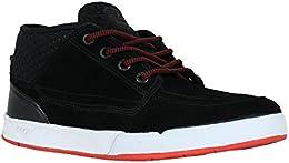 GLOBE Skateboard Shoes DUNCOME THE BENDER S2 BLACK RED