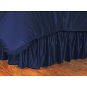 Sports Coverage NHL Bed skirt by Sports Coverage