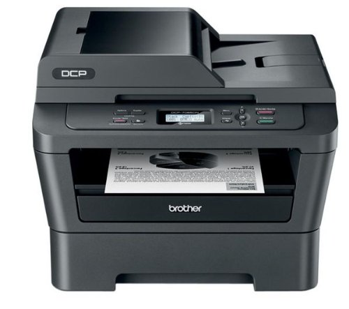 Brother dcp-7045n scanner