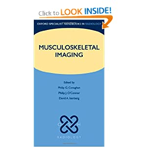 Musculoskeletal Imaging (Oxford Specialist Handbooks in Radiology)